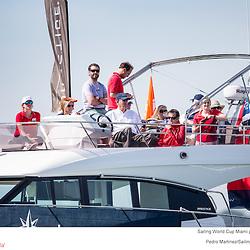 ©Sailing Energy / Wolrd Sailing - Sailing World Cup Miami 2016
