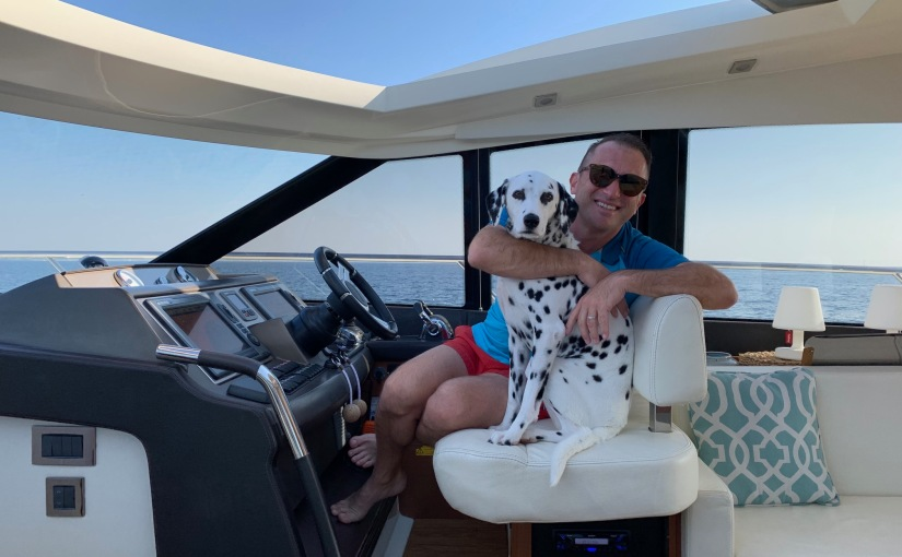 Living Large Aboard CALIFRENCHIES, a Prestige 500S – By LaurentRuben